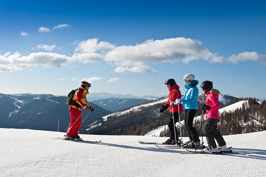 turracher höhe skigebiet